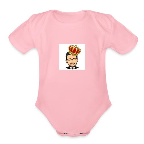 7878283B 1485 4244 ADF8 46BCD5398A99 - Organic Short Sleeve Baby Bodysuit