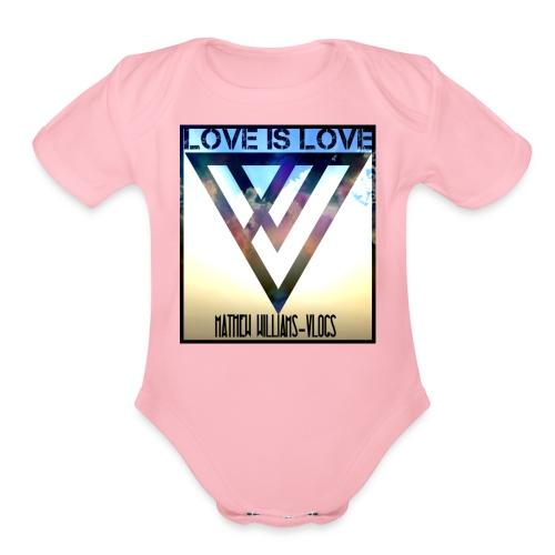 2017 09 25 14 42 19 - Organic Short Sleeve Baby Bodysuit