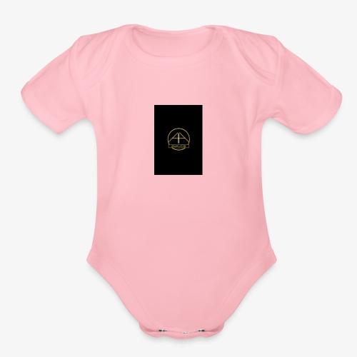 MUZ LAMINO - Organic Short Sleeve Baby Bodysuit