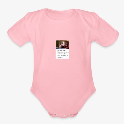 IMG 16375256127151 - Organic Short Sleeve Baby Bodysuit