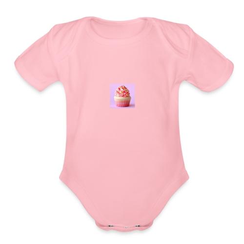 nasuki - Organic Short Sleeve Baby Bodysuit