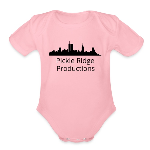 Pickle Ridge Productions - Organic Short Sleeve Baby Bodysuit