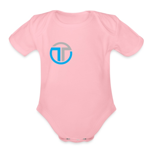 Because it's bery good part of my YouTube channel - Organic Short Sleeve Baby Bodysuit