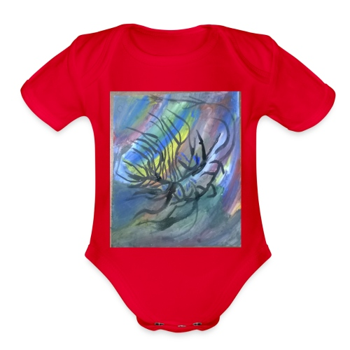 Different Kind of Plant - Organic Short Sleeve Baby Bodysuit