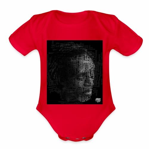 Gregory N Minsta - Organic Short Sleeve Baby Bodysuit