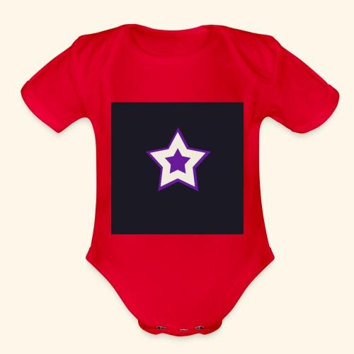 WABA WABA Studios - Organic Short Sleeve Baby Bodysuit