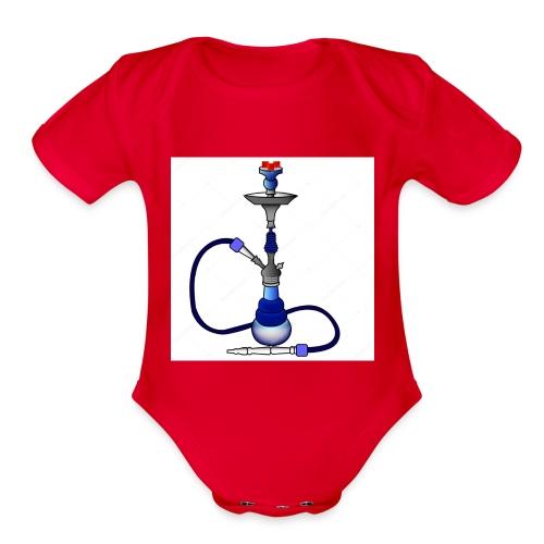 3B975FBA F64B 4B15 8BF0 B1989D65F5B7 - Organic Short Sleeve Baby Bodysuit