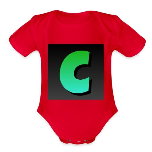 DCF9C6DB 0399 45D3 A174 CB8D8E98C3C6 - Organic Short Sleeve Baby Bodysuit