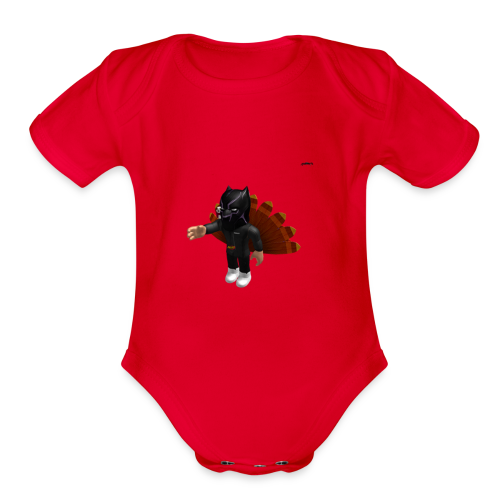Hiikli!! - Organic Short Sleeve Baby Bodysuit