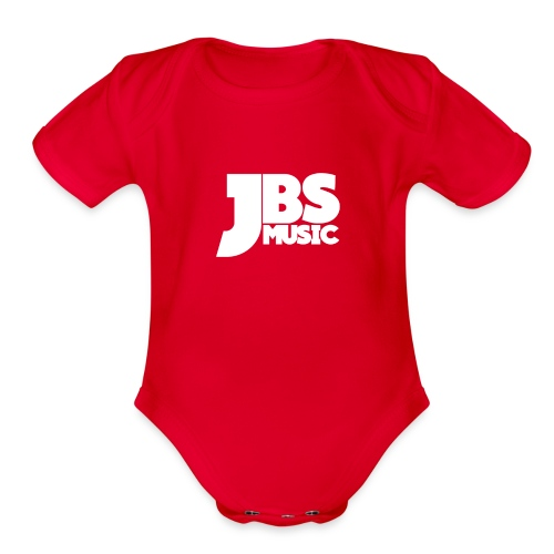 JBSMusic - Organic Short Sleeve Baby Bodysuit