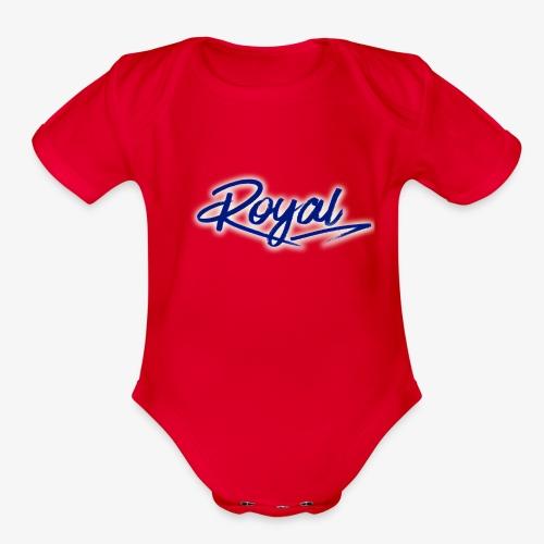 Swash - Organic Short Sleeve Baby Bodysuit