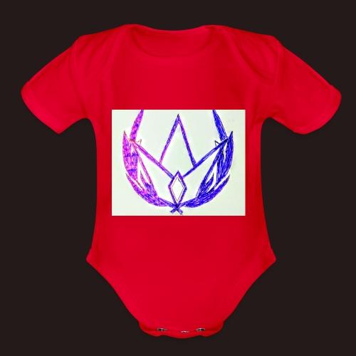 IMG 20170627 143952749 4 - Organic Short Sleeve Baby Bodysuit