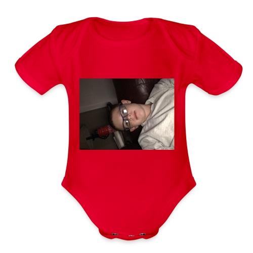 Ma - Organic Short Sleeve Baby Bodysuit