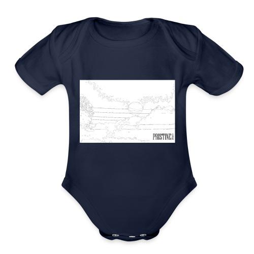 SunLines - Organic Short Sleeve Baby Bodysuit