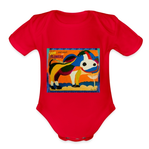 PSX 20180108 173411 20180108173937959 - Organic Short Sleeve Baby Bodysuit