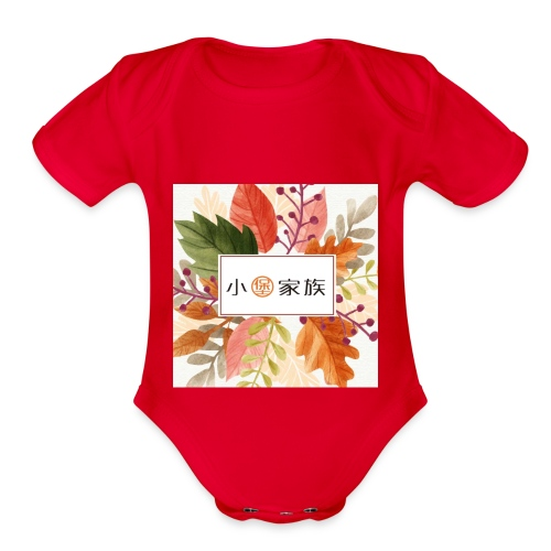 banner 03 - Organic Short Sleeve Baby Bodysuit