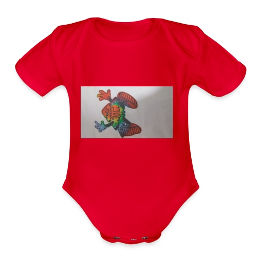 IMG 20171211 201242 - Organic Short Sleeve Baby Bodysuit