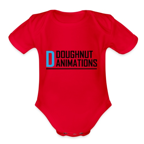new merch - Organic Short Sleeve Baby Bodysuit