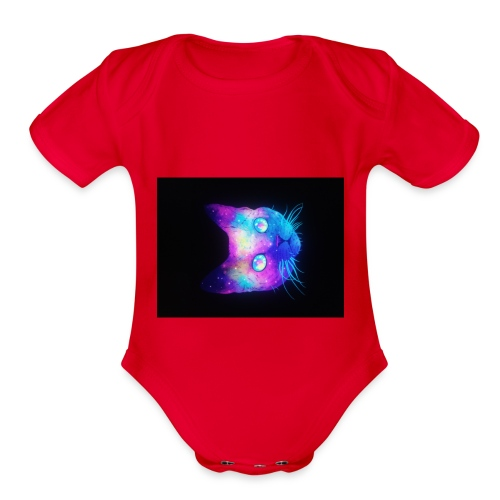 Kids merches - Organic Short Sleeve Baby Bodysuit