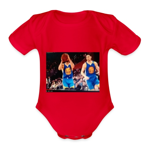 IMG 20171220 152406 - Organic Short Sleeve Baby Bodysuit
