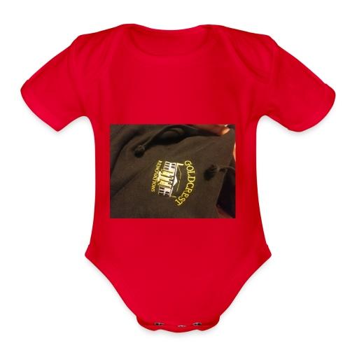 Teest - Organic Short Sleeve Baby Bodysuit