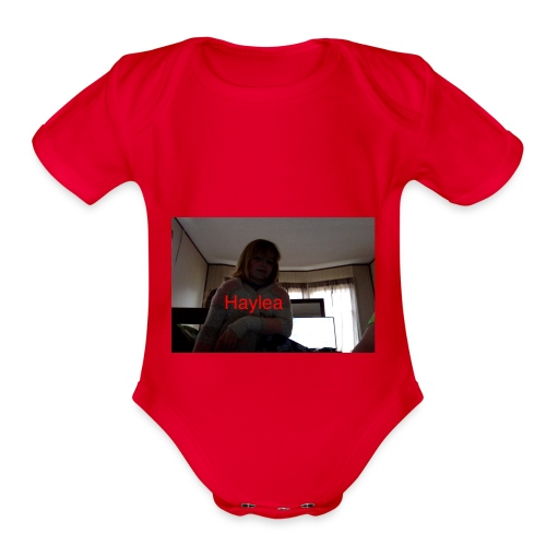 jjbergs - Organic Short Sleeve Baby Bodysuit