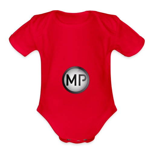 Madness Productions - Organic Short Sleeve Baby Bodysuit