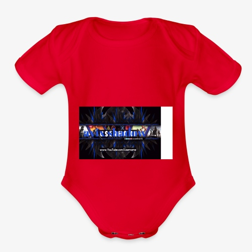 Untitled design 9 - Organic Short Sleeve Baby Bodysuit