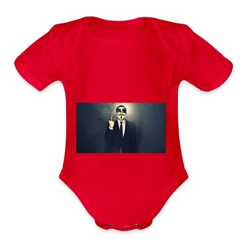 1599700 937921456241012 4679548902985829183 o - Organic Short Sleeve Baby Bodysuit