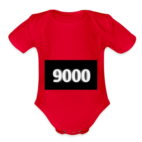 9000 - Organic Short Sleeve Baby Bodysuit