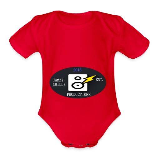 Jc Entertainment - Organic Short Sleeve Baby Bodysuit