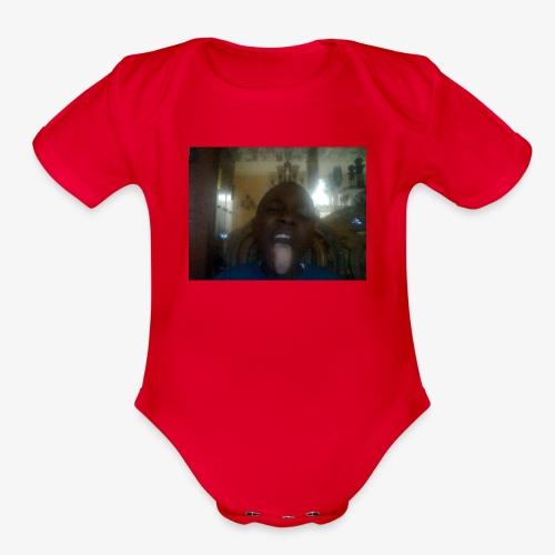 RASHAWN LOCAL STORE - Organic Short Sleeve Baby Bodysuit