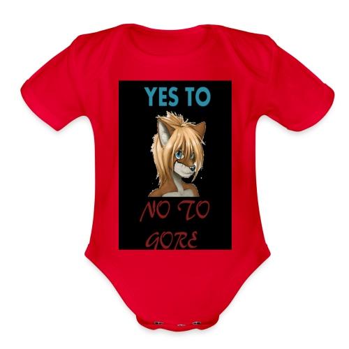 NSFW Again TShirt - Organic Short Sleeve Baby Bodysuit