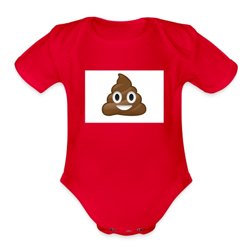 Kids favorite - Organic Short Sleeve Baby Bodysuit