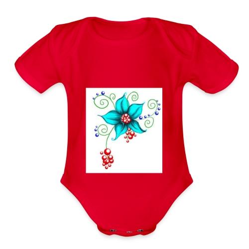 Screenshot - Organic Short Sleeve Baby Bodysuit