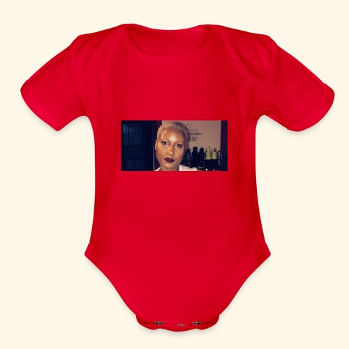 7EE5FD71 8215 430B B397 818B40647437 - Organic Short Sleeve Baby Bodysuit