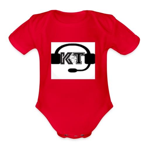 Kts youtube - Organic Short Sleeve Baby Bodysuit