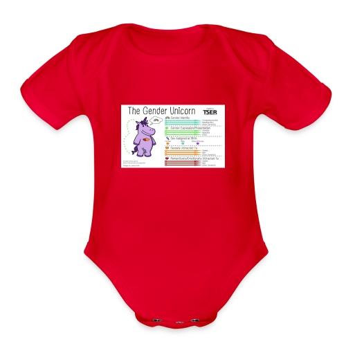 5145FB12 C232 4BF2 BBEF 626ED37CFF41 - Organic Short Sleeve Baby Bodysuit