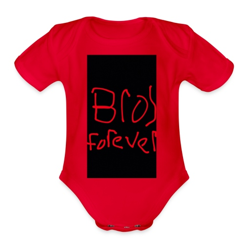 580B3FBD 5EBD 4E3C AA61 FB3B4BDDB1E3 - Organic Short Sleeve Baby Bodysuit