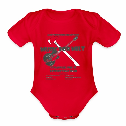 2018 Pre-St. Patricks Day Bash - Organic Short Sleeve Baby Bodysuit