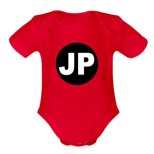 JP merch - Organic Short Sleeve Baby Bodysuit