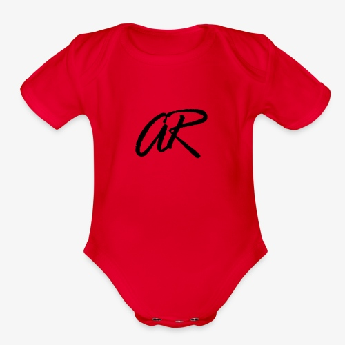 Alexander Reydman Limited Collection - Organic Short Sleeve Baby Bodysuit