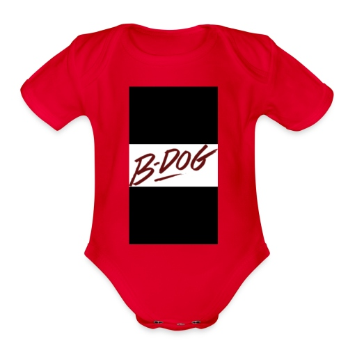 95330391 DA10 4871 9ED5 6E276F70730B - Organic Short Sleeve Baby Bodysuit