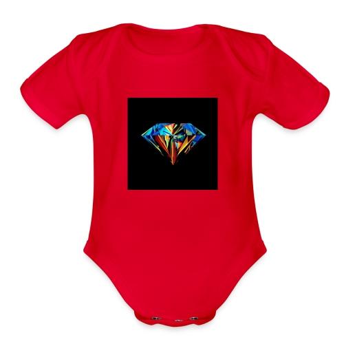 Beyond Reality Merchandise - Organic Short Sleeve Baby Bodysuit