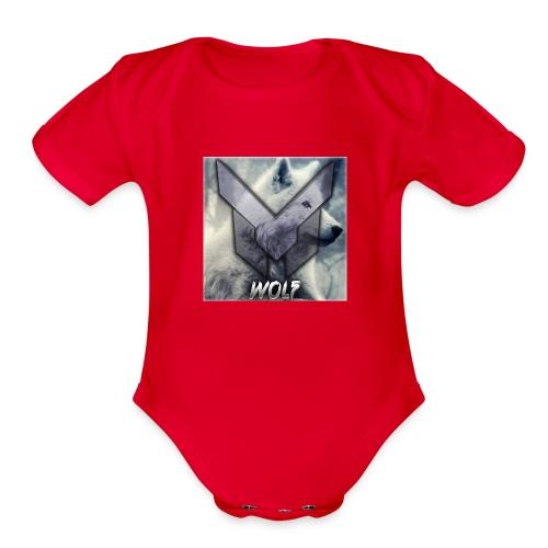 -1FFEC6A17D120193E9C5D22BA84052CB1CDDE4DFDAEAFAAEB - Organic Short Sleeve Baby Bodysuit