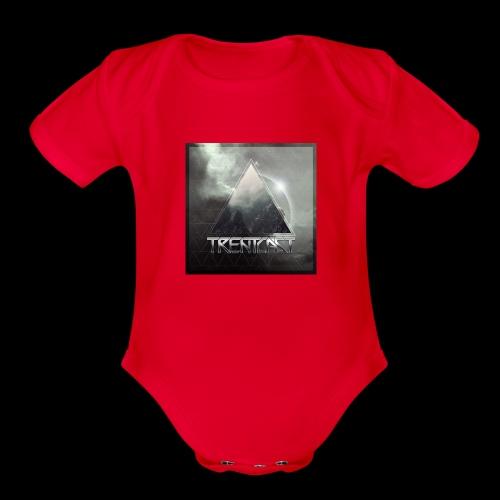 Trentcast Graphic - Organic Short Sleeve Baby Bodysuit