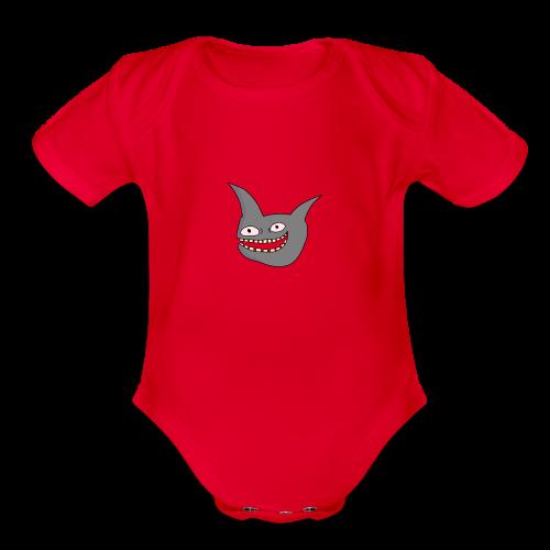 d3maxi lõust - Organic Short Sleeve Baby Bodysuit