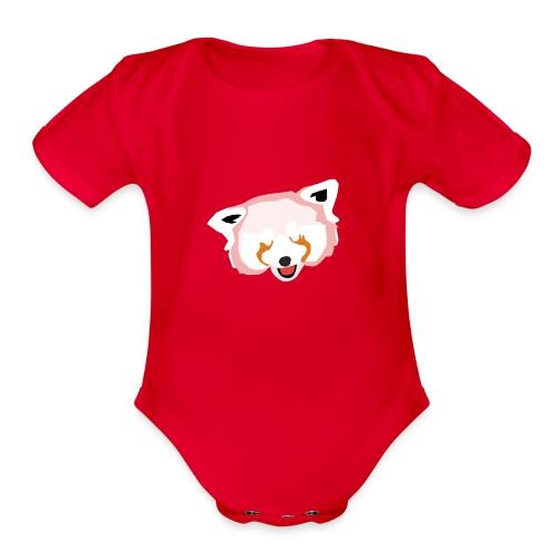 Team #kprosekoff - Organic Short Sleeve Baby Bodysuit