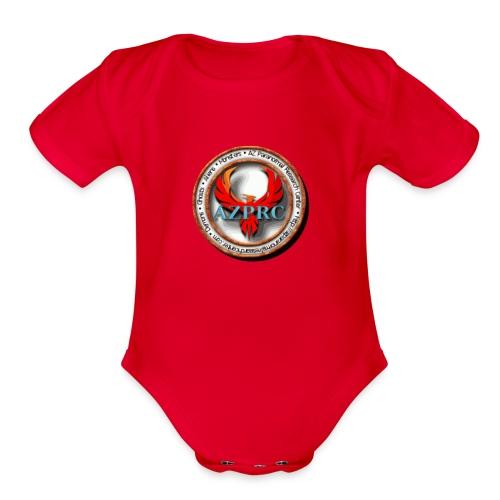 bird - Organic Short Sleeve Baby Bodysuit
