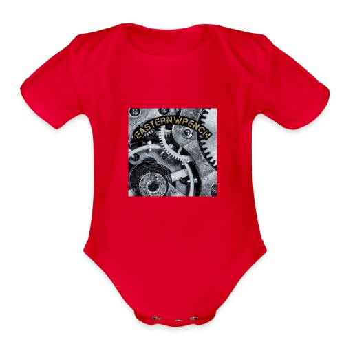 EasternWrench - Organic Short Sleeve Baby Bodysuit